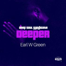 Deep Soul Syndicate, Earl W. Green - Deeper [Sounds Of Ali]
