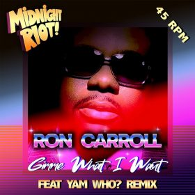 Ron Carroll - Gimme What I Want [Midnight Riot]
