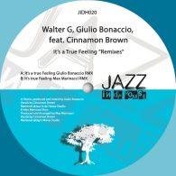 Walter G - It's a True Feeling - Remixes [Jazz In Da House]