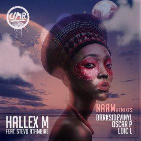 Hallex M, Stevo Atambire - Naam (Remixes) [United Music Records]
