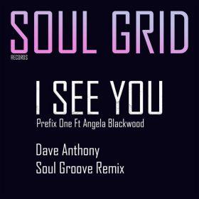 Prefix One, Angenita Blackwood - I See You [Soul Grid Records]